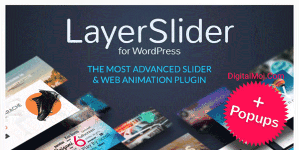 افزونه Layer Slider
